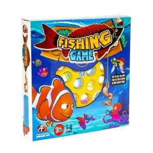 فروش عمده اسباب بازی ماهیگیری باتری خور موزیکال